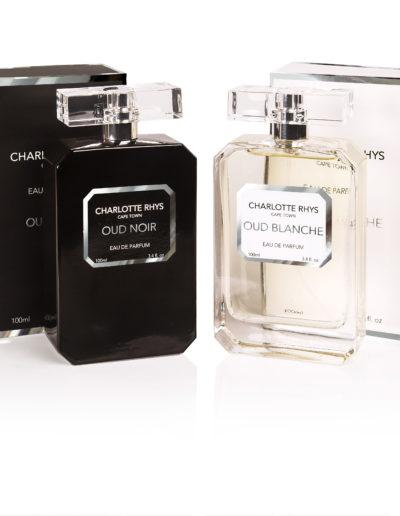 Charlotte Rhys packaging