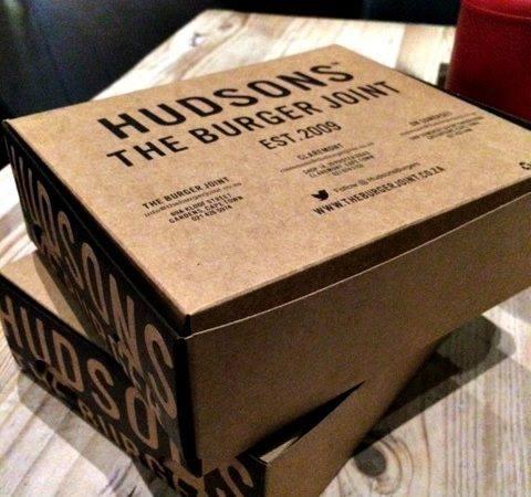 Hudsons carton