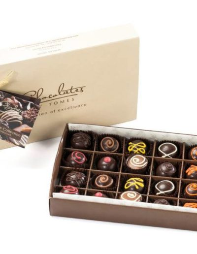 Tomes Chocolate box